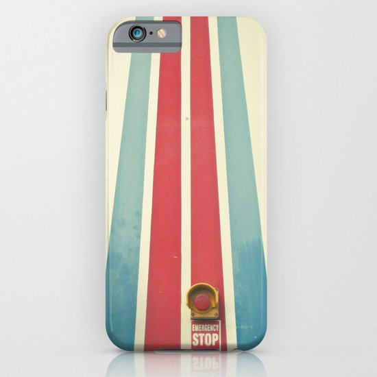 Emergency Stop iPhone & iPod Case