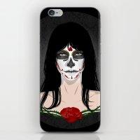 Muertos iPhone & iPod Skin