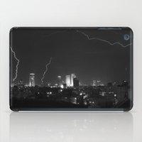 City Lightning iPad Case
