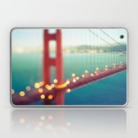 Meet Me In San Francisco Laptop & iPad Skin