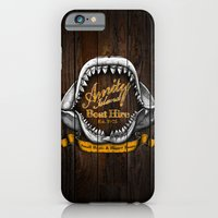 Amity Island Boat Hire iPhone 6 Slim Case