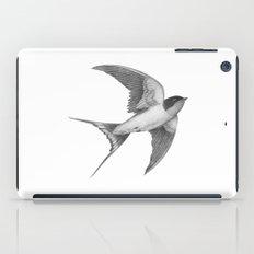 Barn Swallow iPad Case