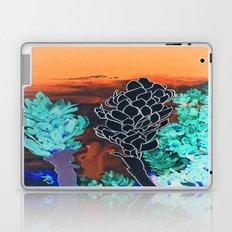 DESERT NIGHT Alpinia Purpurata Laptop & iPad Skin