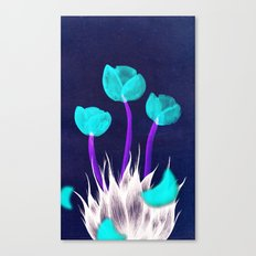 Eau de i; Kenzo Flower Canvas Print