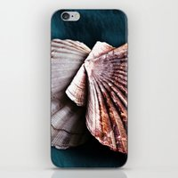YOU and ME in Structures of Harmony  iPhone & iPod Skin