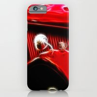 iPhone & iPod Case featuring Ford V8 by Shalisa Photography