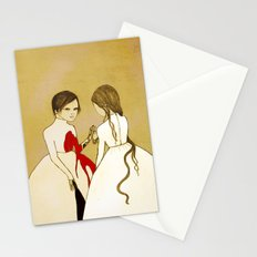 Doppleganger Stationery Cards
