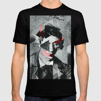 Pablo 1904 Mens Fitted Tee Black SMALL