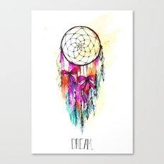 Dream 01 Canvas Print