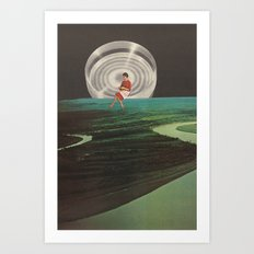 spinster Art Print