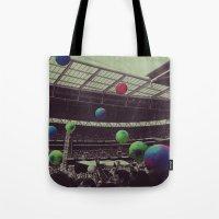 Coldplay At Wembley Tote Bag