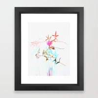 Unnatural Decay  Framed Art Print