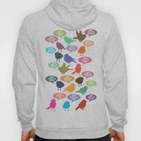 Birdsong Gosh Quotes By … Hoody