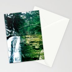 waterfall1 Stationery Cards