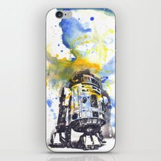 R2D2 from Star Wars iPhone & iPod Skin
