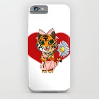 iPhone & iPod Case featuring Flower for you by Barbara
