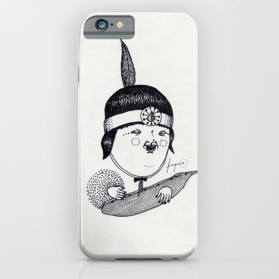 Apache Kid iPhone & iPod Case