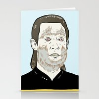 Data Wolf Stationery Cards