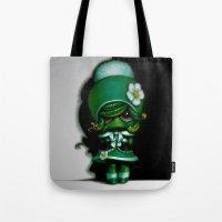 Lil' Medusa Tote Bag