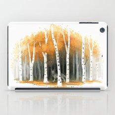 Autumn Wolf iPad Case