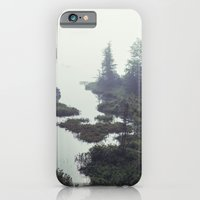 Moonlit Fogscape iPhone 6 Slim Case