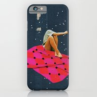 iPhone & iPod Case featuring SOMEONE ELSE by Beth Hoeckel Collage & Design