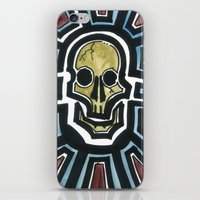 Sovereign Skull iPhone & iPod Skin
