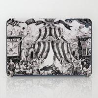 Circus of life II iPad Case