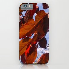 Autumn is in the Air iPhone 6 Slim Case