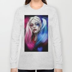 Harley Quinn Long Sleeve T-shirt
