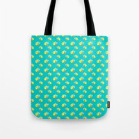Bees - Pattern Tote Bag