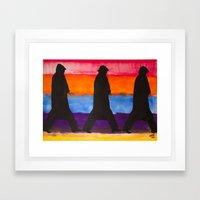 Progresso Framed Art Print