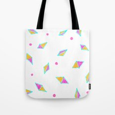 Gems of Pink and Gold Tote Bag
