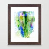 Gulfoss Framed Art Print