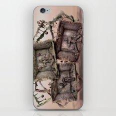 Lebenswege iPhone & iPod Skin