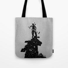 Negative Space Tote Bag