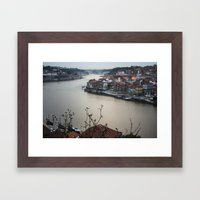 douro Framed Art Print