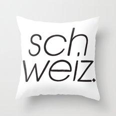 SCH Throw Pillow