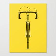 La Bicyclette Canvas Print