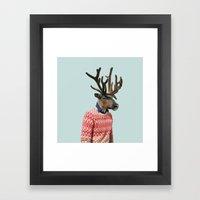Polaroid N°20 Framed Art Print