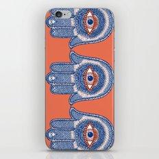 Hamsa Power iPhone & iPod Skin