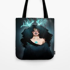 The Light of the Night Tote Bag