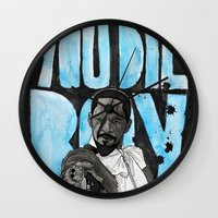I LIKE THE WAY YOU DIE BOY Wall Clock