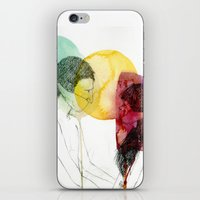 Love Doesn't Need Words. iPhone & iPod Skin