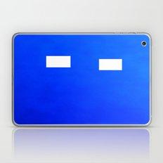 Minimalism Electric Blue Laptop & iPad Skin