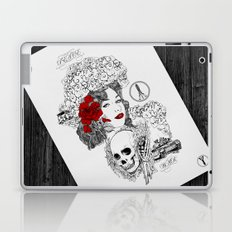 Peace & War Laptop & iPad Skin