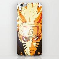 Naruto: Sage Beast Mode iPhone & iPod Skin
