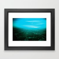 Chicago Framed Art Print