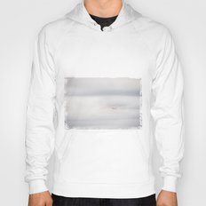 in a soft motion Hoody