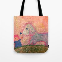 let me go with you Tote Bag